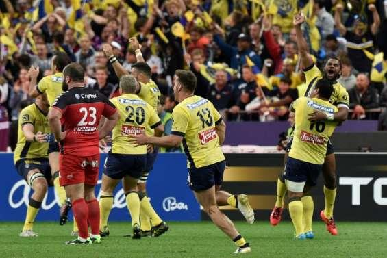 Top 14: Clermont champion de France après sa victoire sur Toulon (22-16)