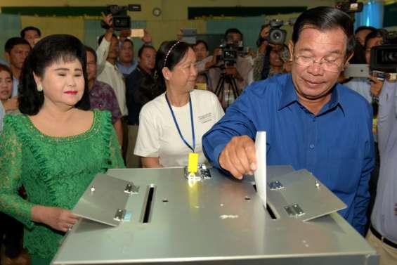 Elections municipales au Cambodge: test pour l'homme fort au pouvoir