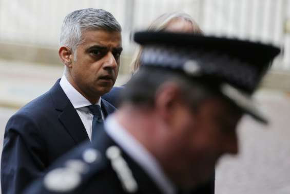 Attentat de Londres: Donald Trump s'en prend au maire Sadiq Khan