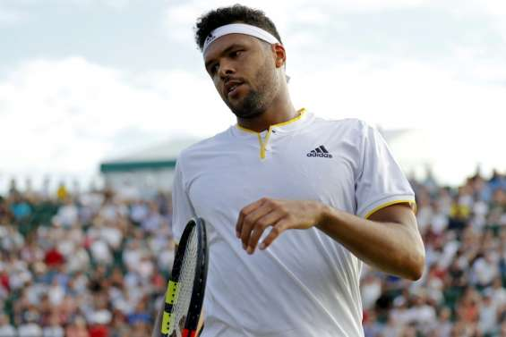 Wimbledon: Tsonga chute au 3e tour contre Querrey