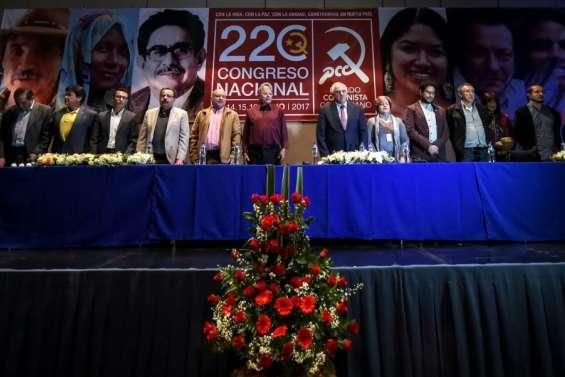 Colombie: les Farc vont lancer leur parti politique