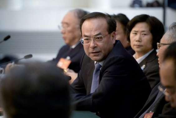 Chine: un haut dirigeant tombe pour corruption