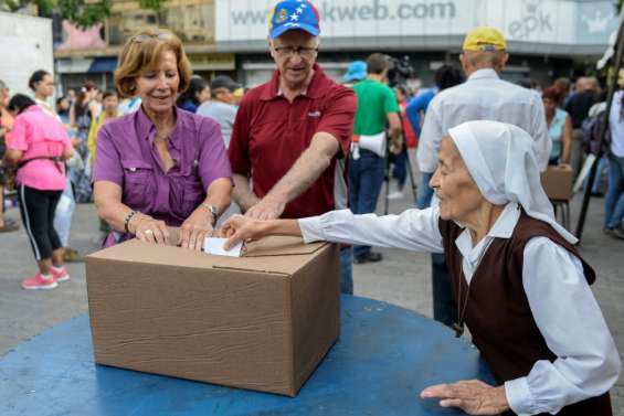 Venezuela: les chiffres de la participation