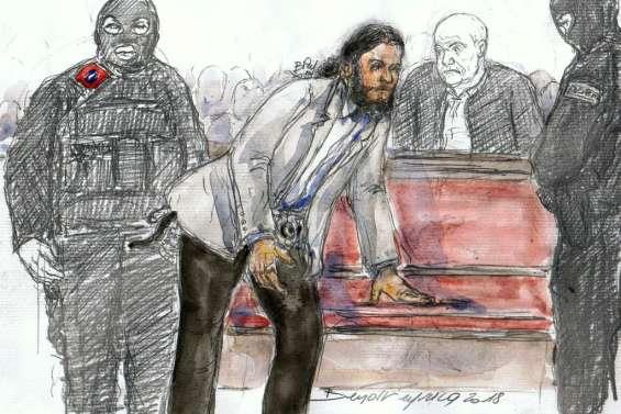 Fusillade à Bruxelles en 2016: 20 ans de prison pour Abdeslam et son complice Ayari