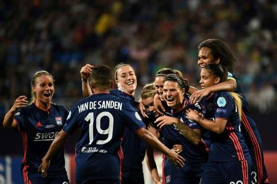 Ligue des champions dames: 5e victoire pour Lyon, un record