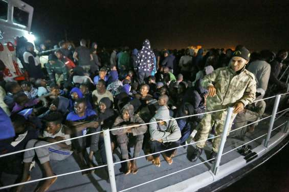 Migrants: deux semaines de tension grandissante en Europe