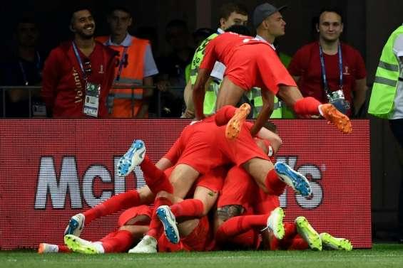 Mondial-2018: Harry Kane sauve l'Angleterre face à la Tunisie