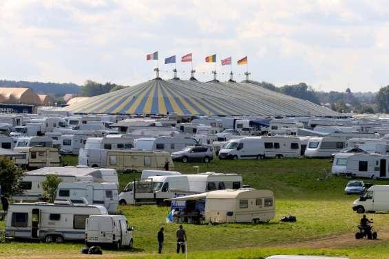 Haute-Marne: plus de 36.000 gens du voyage présents à un rassemblement évangélique