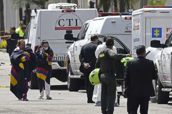 Colombie: 10 morts, 65 blessés dans un attentat à Bogota, le pire depuis 2003