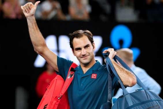 Open d'Australie: Federer se promène au 3e tour