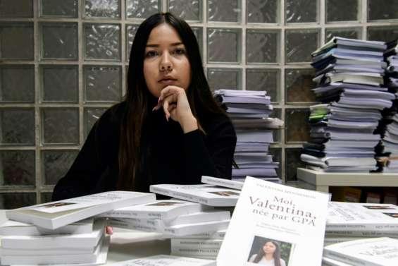 Valentina, née par GPA: