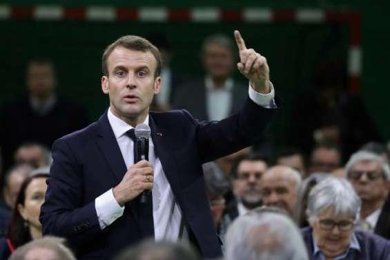Grand débat, épisode 2 pour Macron