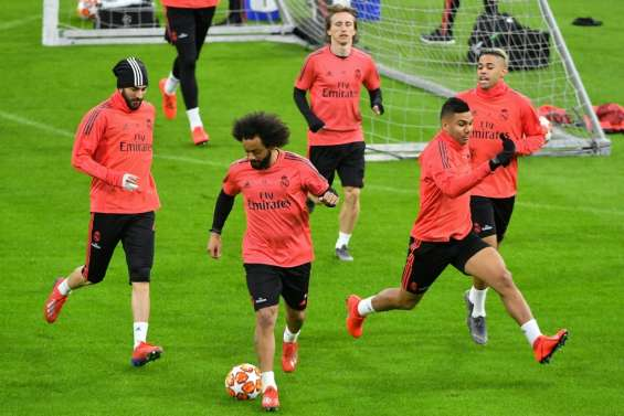 Ligue des champions: Ajax-Real, la