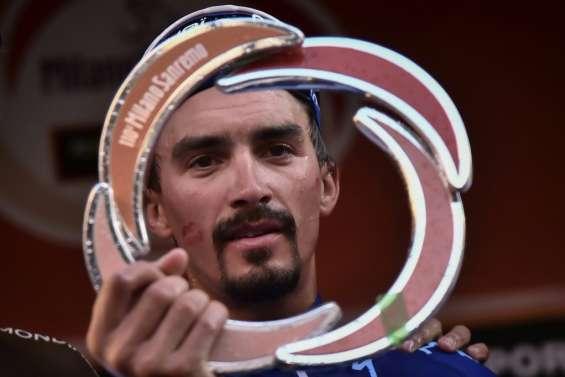 Milan-Sanremo: Alaphilippe gagne son premier