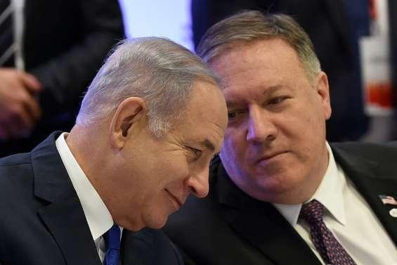Israël: Pompeo s'invite auprès de Netanyahu en pleine campagne électorale