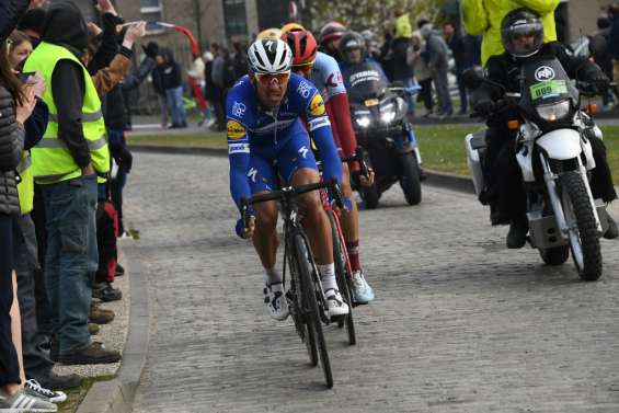 Paris-Roubaix: Philippe Gilbert vainqueur à 36 ans