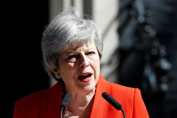 GB : Theresa May annonce sa démission, effective le 7 juin