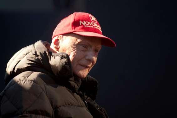 L'ancien pilote de F1 Niki Lauda est mort
