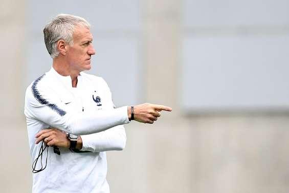 Qualif. Euro-2020: Deschamps chamboule tout, première pour Dubois et Lenglet