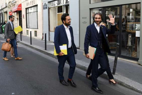 Municipales à Paris: Villani annonce qu'il n'aura
