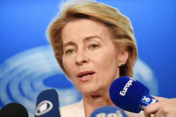Brexit: Ursula von der Leyen se dit prête à accorder plus de temps au Royaume-Uni