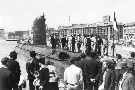 L'épave du sous-marin La Minerve localisée, 51 ans après