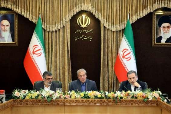 Les Européens cherchent la parade face aux coups de semonce de Téhéran