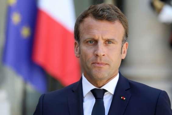 75 ans du débarquement de Provence: Macron fait sa prérentrée
