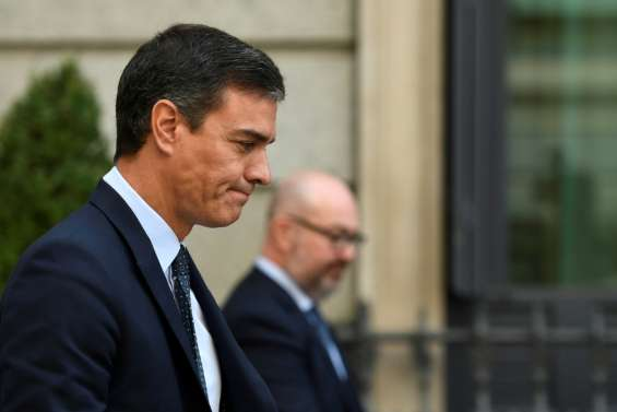 Espagne: sans alliés, Sanchez essaie de renforcer sa majorité