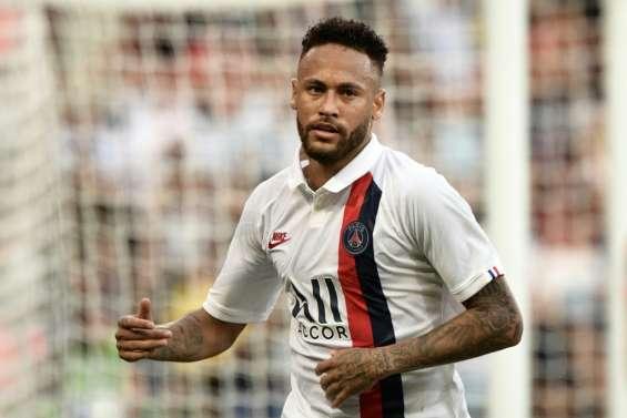 PSG: Neymar, un bijou en guise de premier pardon