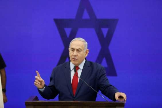 Israël: accueil critique à la promesse de Netanyahu d'annexion d'un pan de la Cisjordanie
