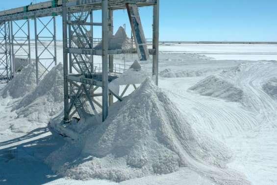 La Bolivie s'apprête à rejoindre le club des pays producteurs de lithium