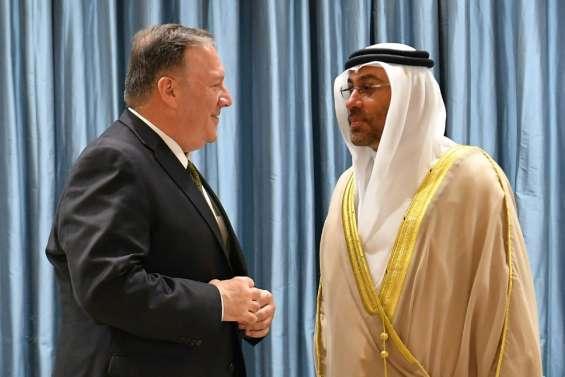 Pompeo aux Emirats pour parler riposte à