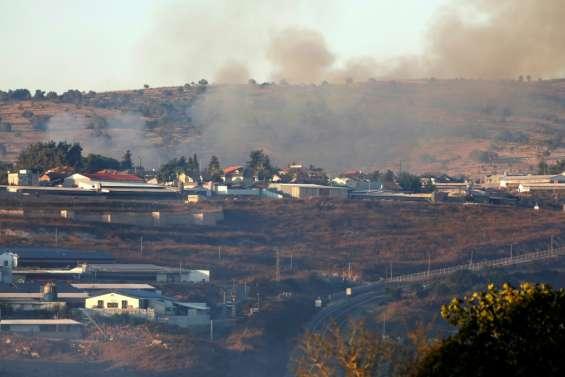 Echange de tirs entre Israël et le Hezbollah libanais, dans un contexte de vives tensions