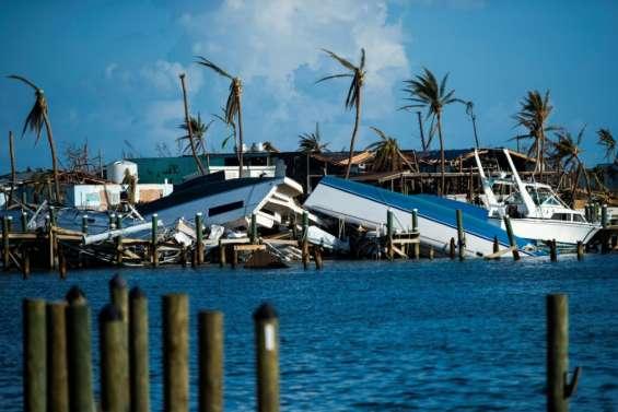 Après l'ouragan Dorian, la tempête Humberto souffle sur les Bahamas