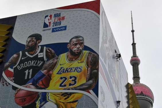 La NBA maintient un match en Chine, malgré la crise hongkongaise