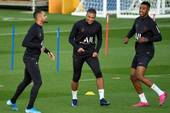 Nice-Paris SG: Mbappé, Cavani, Verratti et Marquinhos sur le banc parisien