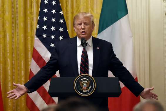 Trump défend son retrait de Syrie: