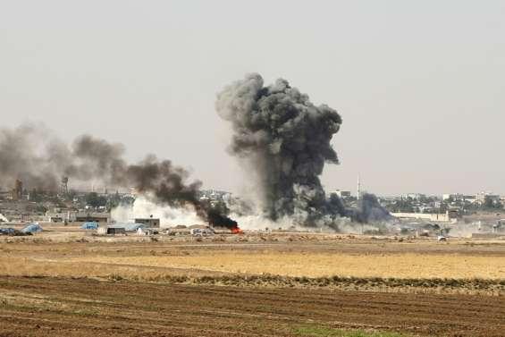 Syrie: les forces du régime se rapprochent de la frontière avec la Turquie (AFP)