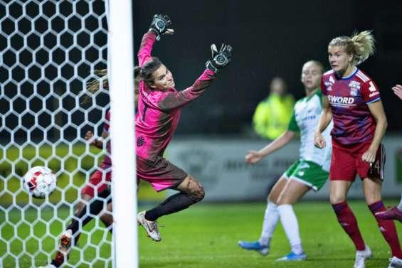 C1 dames: Lyon et Paris font un grand pas vers les quarts
