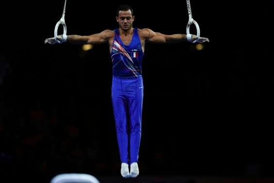 Mondiaux de gym: Aït Saïd en bronze et aux JO-2020, encore un record pour Biles