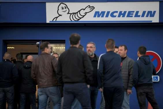 Michelin annonce la fermeture de son usine de La Roche-sur-Yon
