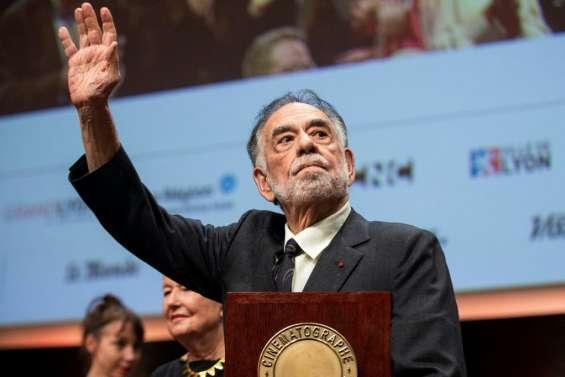 Le géant du cinéma Francis Ford Coppola couronné par le Prix Lumière