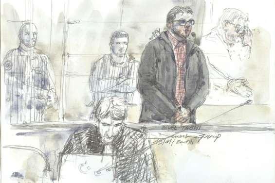 Bilal Taghi condamné à 28 ans de prison pour le premier attentat jihadiste en prison