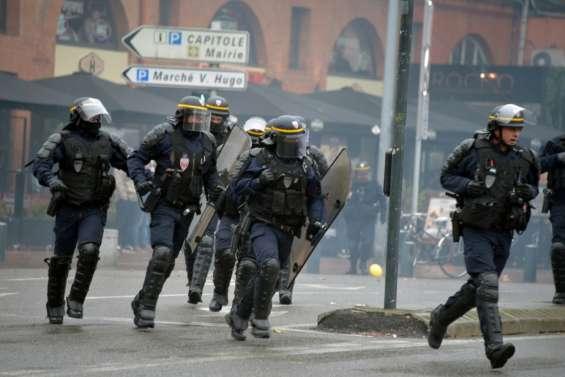 A Toulouse, des centaines de
