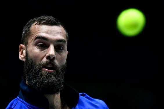 Coupe Davis: la France éliminée par la Serbie