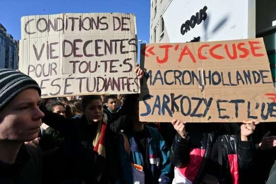 A Paris, une épicerie solidaire pour faire face à la précarité étudiante