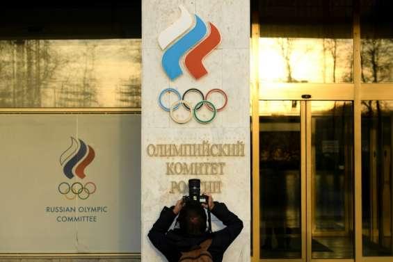 Dopage: le Comité olympique russe
