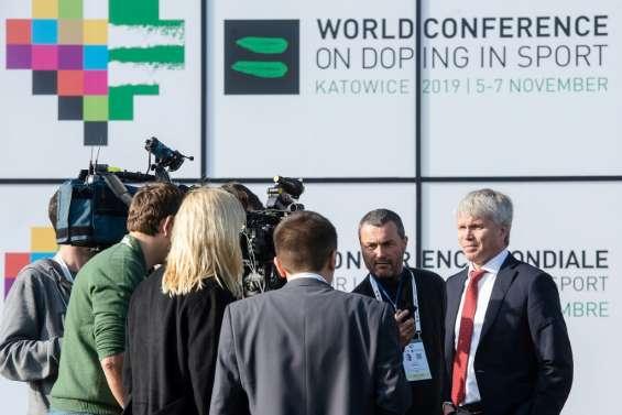 La Russie dément avoir manipulé des données antidopage et vise les JO-2020
