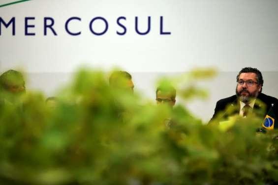 Bolsonaro veut imprimer sa marque sur le sommet du Mercosur